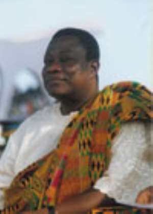 Mills wishes Kufuor well